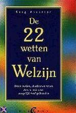 De 22 wetten van welzijn - G. Anderson (ISBN 9789056890162)