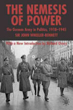 The Nemesis of Power