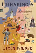 Lotharingia - Simon Winder (ISBN 9789000348466)