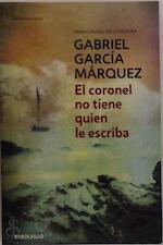El coronel no tiene quien le escriba - Gabriel Garcia Marquez (ISBN 9788497592352)
