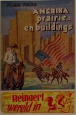 Amerika prairie... en buidings