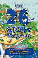 The 26-Story Treehouse - Andy Griffiths (ISBN 9781250073273)