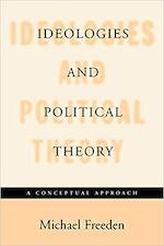 Ideologies and Political Theory - Michael Freeden (ISBN 9780198294146)