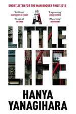 A Little Life - Hanya Yanagihara (ISBN 9781447294832)