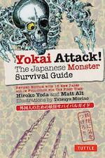 Yokai Attack - Yoda Hiroko (ISBN 9784805312193)