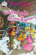 Diefstal op de orient express - Thea Stilton