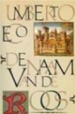 De naam van de roos & naschrift - Umberto Eco (ISBN 9789035108158)