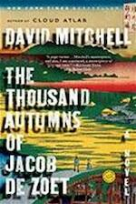 The Thousand Autumns of Jacob de Zoet - David Mitchell (ISBN 9780812976366)