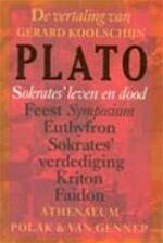 Sokrates' leven en dood - Plato, Gerard [vert.] Koolschijn (ISBN 9789025341640)