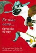 Er was eens.... Sprookjes op Rijm - Martine Bijl, Noëlle (illustraties) Smit (ISBN 9789491037030)