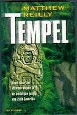 Tempel - Matthew Reilly, Gerard Grasman (ISBN 9789027471963)
