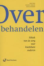 Over behandelen - Theo Boer, Maarten Verkerk, Dirk Jan Bakker (ISBN 9789035235922)
