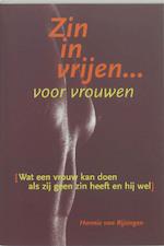 Zin in vrijen voor vrouwen - Hannie Van Rijsingen (ISBN 9789068341942)