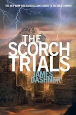 Maze runner (02): scorch trials - James Dashner (ISBN 9780385738767)