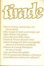 Literatuur en zelfmoord V / Bellen blazen In: Tirade 265/266 - Jeroen Brouwers