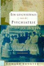 Een geschiedenis van de psychiatrie