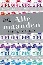 Alle maanden - Audrey Carlan (ISBN 9789402307917)