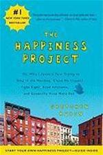 The Happiness Project - Gretchen Rubin (ISBN 9780061583261)