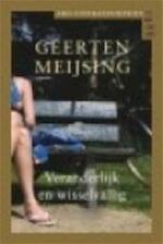 Veranderlijk en wisselvallig (Vijf variaties) - Geerten Meijsing (ISBN 9789046423011)
