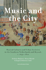 Music and the city (ISBN 9789461661425)