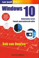 Windows 10 - Bob van Duuren (ISBN 9789463560023)
