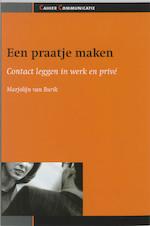 Een praatje maken - Marjolijn van Burik (ISBN 9789058710758)