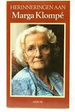 Herinneringen aan marga klompe - M. (Red.) van der Plas (ISBN 9789051580075)