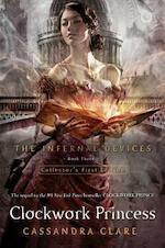Clockwork Princess - Cassandra Clare (ISBN 9781416975908)