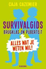 Survivalgids brugklas en puberteit - Caja Cazemier