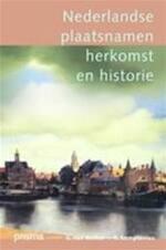 Nederlandse plaatsnamen - G. van Berkel, K. Samplonius (ISBN 9789027420978)