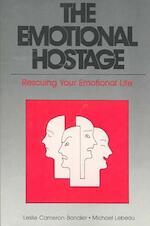 The Emotional Hostage - Leslie Cameron-Bandler (ISBN 9780932573032)