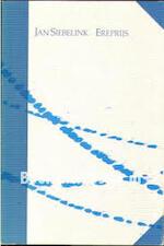 Ereprijs - Jan Siebelink