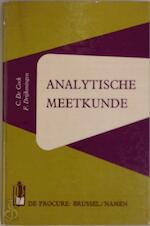 Analytische meetkunde - De Cock, Drijkoningen