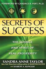 Secrets of Success - Sandra Anne Taylor, Sharon A. Klingler (ISBN 9781401919115)