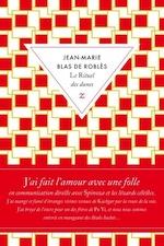 Le rituel des dunes - Jean-Marie Blas de Roblès (ISBN 9782843048432)