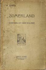 Zomerland - Abraham Hans