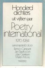 Poetry international 1970-1984 - Remco Campert (ISBN 9789010050960)