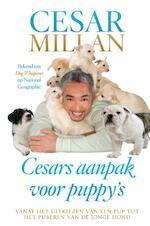 Cesars aanpak voor puppy's - Cesar Millan (ISBN 9789044334845)