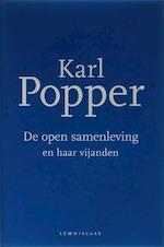 De open samenleving en haar vijanden - Karl Popper (ISBN 9789056379179)