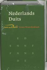 Van Dale Groot Woordenboek Nederlands - Duits - Unknown (ISBN 9789066481466)