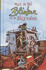 Blinker en de blixvaten + CD - Marc de Bel (ISBN 9789022322192)