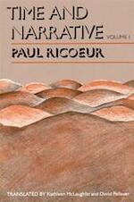 Time and Narrative - Paul Ricoeur, Kathleen Blamey (ISBN 9780226713328)