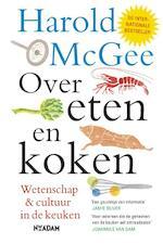 Over eten en koken - Harold McGee (ISBN 9789046813935)
