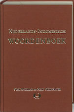 Nederlands-Indonesisch woordenboek - S. Moeimam, H. Steinhauer (ISBN 9789067182270)