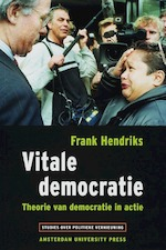 Vitale democratie - Frank Hendriks (ISBN 9789053569573)