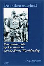 De andere waarheid - J.H.J. Andriessen (ISBN 9789059114999)