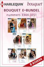 Bouquet e-bundel nummers 3344 - 3351 - Penny Jordan (ISBN 9789461992840)