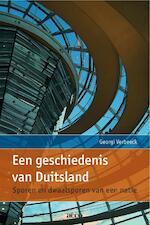 Een geschiedenis van Duitsland - Georgi Verbeeck (ISBN 9789033480157)
