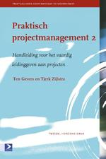 Praktisch projectmanagement 2 - Ten Gevers (ISBN 9789052618449)