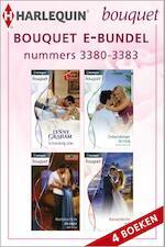 Bouquet e-bundel nummers 3380 - 3383 - Lynne Graham (ISBN 9789461994691)